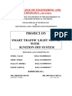 Smart Traffic Lightsynpsis