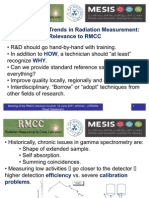 Some Modern Trends in Radiation Measurement