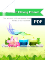 The Candle Making Manual - By Dedorah Ward