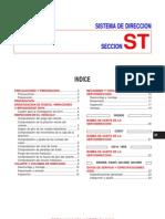 SISTEMA DE DIRECCION nissan primera p11