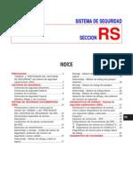 SISTEMA DE SEGURIDAD nissan primera p11