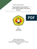 Proposal KP Pemetaan Geokimia