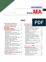 MANTENIMIENTO nissan primera p11