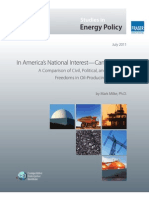Mark Milke - In America's National Interest - Canadian Oil