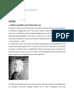 Anarchismus in Deutschland - eine Einführung