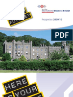 IBS Prospetus 2009-10