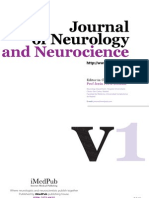 Journal of Neurology and Neurocience