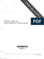Cro1g Install Manualg