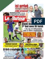 LE BUTEUR PDF du 16/08/2011