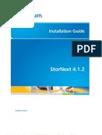 6-00360-25 StorNext Install Guide RevA