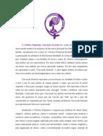 Apresentação do coletivo feminista conceição evaristo