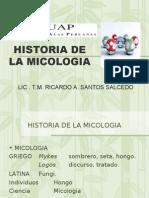 UAP Historia de La Micologia