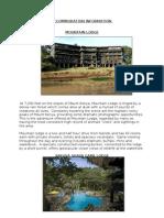 Accommodation Information