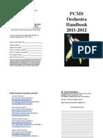 PCMS Handbook 11-12