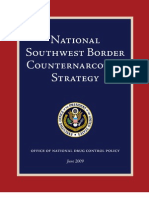 GunRunner National Southwest Border Counternarcotics Strategy June 2009