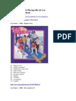 Descargar Gratis Discografia de Los Yonic