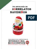 Antología de microrrelatos navideños - Internacional Microcuentista