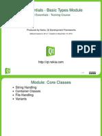 Core Types
