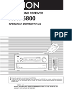 AVR5800_ownersmanual
