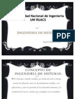 Terminología de la Ingeniería de Sistemas