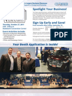 2011 Bakersfield Business Expo Booth Application
