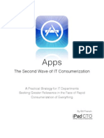Apps, The Second Wave of IT Consumerization