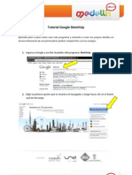 Tutorial Google Sketch Up