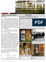 Mililani Community Report August 2011