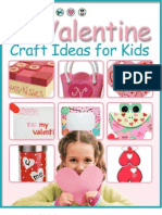 21 Valentine Craft Ideas for Kids