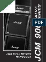 Manual JCM900