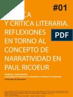 ricoeur textualidad