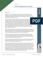 The Debt Deal and the Progressive Crack-Up, by Peter Berkowitz