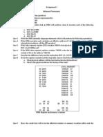 Assignment 1 Advance Processors DL-15082011