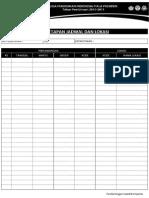 Format Jadwal Dan Lokasi Lipio