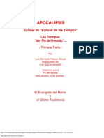 Apocalipsis El Final de Los Tiempos-1