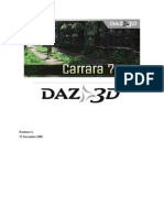 Carrara7 User Guide