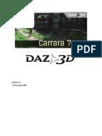 Carrara7 User Guide