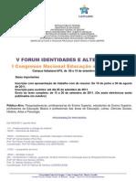 Divulgacao Do v Forum Identidade 2011