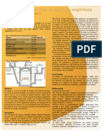Digestión anaerobia de residuos orgánicos