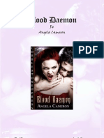 Angela Cameron - Blood Daemon