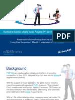 PMP Social Media Report 2011