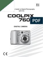 Manual Nikon Cool Pix 7600 En