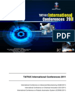 TATIUC Conferences 2011