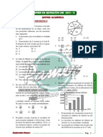 Solucionario Aptitud Academica y Cultura General - Admision UNI 2011-2 - Pamer