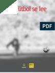 El fútbol se lee