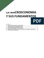 1 - La Macroeconomía y sus Fundamentos