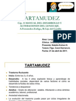 TARTAMUDEZ
