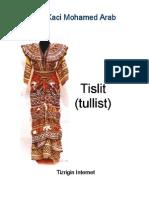 Tislit (tullist) n Aït Kaci Mohamed Arab