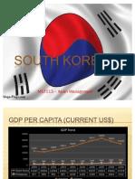MGT113 -South Korea