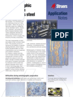 Application Notes Stainless Steel English